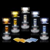 Wholesale Motorcycle Headlight CREE LED H4 HB2 W LM Hi Lo beam Motor LED lamp bulb