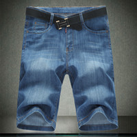 Wholesale Fashion Mens Shorts Jeans Summer Men Jeans Pants ultralarge Size