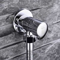 angle tap - Han Pai Brass Hot and Cold Triangular Valve for Hot and Cold Faucet Water Mixer Tap Filling Angle Valves HP7301