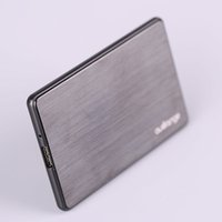 Wholesale auorange SFF to USB HDD Case inch External Hard Drive Case HDD Enclosure support TB Storage