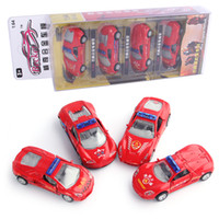 Wholesale Model Toy Car Fire Engine Series SCF Scale Free Wheel Alloy Diecast Model Kid Toy Cars Hot Sale Best Gift