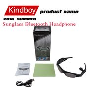 bluetooth headset sunglasses - Sunglasses Bluetooth Headset Sunglass Stereo Wireless Sports Headphone Handsfree Earphones mp3 Music Player With Retail Package