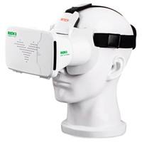 Wholesale RITECH Riem Virtual Reality D VR Glass Head Mounted Headset Private Theater VR For Smartphone