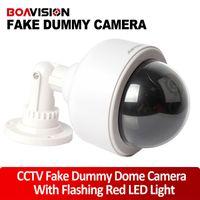 Wholesale Fake Camera AA Battery for Flash Blinking LED Dummy Security Camera Dome CCTV Camera surveillance camara