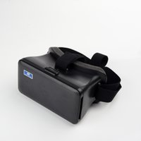 Wholesale Universal Black White Smartphone D VR Glasses Suitable for Android and iphone ios platform for phone with inch C