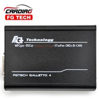 Wholesale Newest Version fgtech galletto Master v54 FG Tech v54 BDM TriCore OBD better than FG tech V53