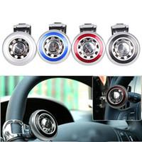 auto power steering - Auto Car Steering Wheel Power Handle Ball Steering Wheel Hand Control Ball Car Grip Knob Turning Helper W053