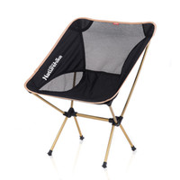 Wholesale Outdoor Foldable Beach Chair high quality Portable Aluminium Alloy Chair Fishing Chair NH15Y012 L