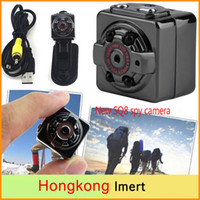 Wholesale SQ8 Mini Sport DV Camera P Full HD Car DVR MP SJ4000 Cam camcorder Voice Video Recorder support drop ship
