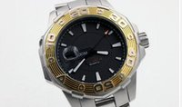 battery ag - Quartz Cute Men s Watch Black Face Gold Bezel Stainless Steel Band Since AG Male Watch
