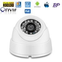 Wholesale PoE ONVIF P P P IR LEDs White Black Plastic Indoor Infrared Night Vision PoE Module Network CCTV Camera PoE