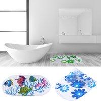 bath safety mat - Anti slip PVC Bath Mat Bathroom Safety Non slip Suction Cups Carpet Bath Shower Floor Cushion Rug Bathmat Floor Mat