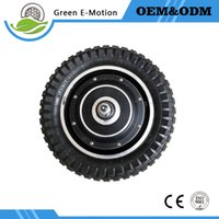 Wholesale high quality inch electric wheel hub motor mm diameter V W W W electric unicycle bicycle cart motor