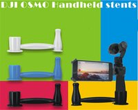 Wholesale Handheld Stent Bracket Holder Fixed Mount for DJI Osmo Handheld stents camera drone accessories