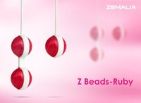 Wholesale Z Beads Ruby Ben Three Detachable Exercise Balls For Exercising Vagina