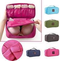 army duffel bags - 1 Portable Protect Bra Underwear Lingerie Case Travel Organizer Bag wardrobe organizer Waterproof travel accessories