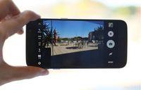 GooPhone 1: 1 S_7 S7 Quad Core MTK6580 Android 6.1 512MB RAM 4Go ROM Voir 4G Lte avec logo original Smartphone VS iphone7 Note7 S6