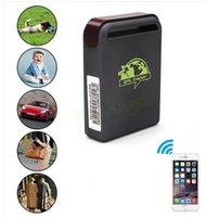 Cheap Mini GPS GSM GPRS Car Vehicle Tracker TK102B Realtime Tracking Device Person Track Device