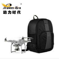 Wholesale New Fashion Nylon Travel Should Bag DJI Phantom Version FPV Quadcopter Backpack Waterproof For DJI Phantom Drone