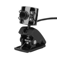 Wholesale Hot Selling USB Mega Pixel LED HD Webcam Camera With Microphone Mic For PC Laptop