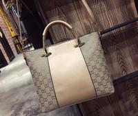 Wholesale Fashion bag Canvas bag Fashion handbag The single shoulder bag Female messenger bag Casual Bags Female bag Tote Bag Canvas bag