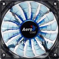 aerocool pc case - Aerocool Shark PC Case Cooling Fan mm Blue Edition PC Fan V Pin amp Pin Fan Blades Computer Fan mm