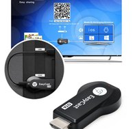 Wholesale 2015 EasyCast OTA TV Stick Lastest Version Smart TV Dongle EZCast M2 Style Mirror Cast DLNA Miracast Airplay New Chromecast