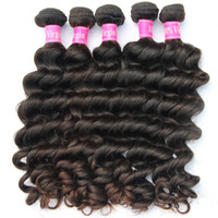 Malaysian Hair best quality hair extensions - Best selling A good quality double weft Malaysian hair extension human hair weft Natural Wave bundles