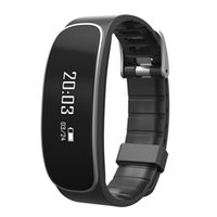 Wholesale H29 Wristband Smart Watch hot Heart Rate Sleep Monitor Fitness Tracker Bracelet free step counter for IOS Android H29 VS fitbit