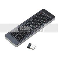 audio remote desktop - Russian Keyboard Rii Mini i13 RT MWK13 GHz Wireless Keyboard Keys in1Intelligent Air Mouse IR Remote Audio Chat Gaming