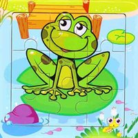 Wholesale 2016 high quality non toxic harmless children to years old manual educational puzzles to hold various kinds of animals