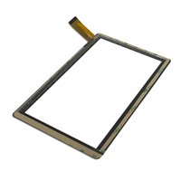 Wholesale 7 Inch Black Capacitive Touch Screen Digitizer Glass Replacement for ALLWINNER Q8 Q88 Tablet PC