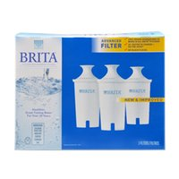advanced water filters - Brita Water Filter Advanced Replacement Water Filter for Brita Infinity Smart Pitcher Replace every Gallons Every Months Pack