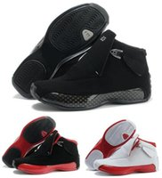 Wholesale Retro Basketball Shoes Men s Retros Real Replicas Man Dan s XVIII Hombre Basket Sneakers