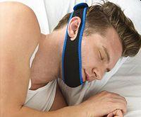 Wholesale Anti Snoring Chin Strap Neoprene Stop Snoring Chin Support Belt Anti Apnea Jaw Solution Sleep Device