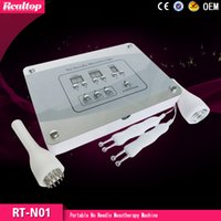 Wholesale 2016 Needle free Mesotherapy No Needle Meso Therapy BIO Lifting Skin Care Beauty Machine For Home Use Or Salon