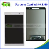 asus suppliers - Guangzhou Supplier Replacement For Asus Zenpad Z380 LCD Tablet PC with Touch Screen Digitizer Assembly Original Tim4