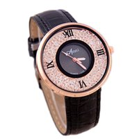 acrylic profiles - New Store Deals On New Fashion Ladies Quartz Watches High profile Fashion Influx Of People Must Atmospheric Leather Watch