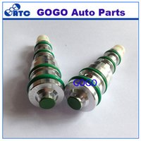 Wholesale car air conditioner green V5 compressor control valve for Chevrolet Daewoo Harrison
