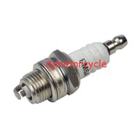 Wholesale Pit Dirt Bike BM6A Spark Plug For Mini ATV Quad Go Kart Cart Moped Minimoto Scooter Motorcycle