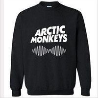 arctic monkeys - Hoodie sweatshirt new fashion cotton round collar men sport leisure the arctic monkeys pullover