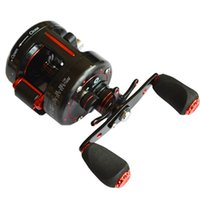 Wholesale New Metal wire cup Blackfish wheel BB Centrifugal design Drum type wheel Leiqiang wheel Fishing reels Baitcasting Reels