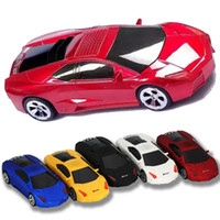audio sound cards - Super Cool Mini Bluetooth Speaker Sports Car Shape Wireless Speakers Portable Loudspeakers Sound Box USB SD TF FM for iPhone IPAD Computer