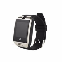 Wholesale Smart watch q18 Multifonction with camera TF card Bluetooth Smart watches for Android IOS Phone for xiaomi samsung pk GT08 DZ09