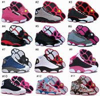 athletic training supplies - New Supply retro XIII women basketball shoes athletic sport shoes AJ13 outdoor sneakers training shoes US5 size shoe delivery
