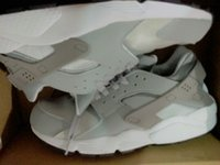 beautiful body cream - High quality beautiful couple shoes Air Huaraches Running Shoes Brand Breathable Huaraches Pomo Trainers Eur Size