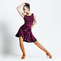 Wholesale Latin dance square dance costume dress new adult dance practice performance clothing skirt Cha Cha dance skirt Tango skirt Waltz skirts