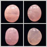 africa energy - Rose Quartz Palm Soap Worry Stone Crystal Gemstone Reiki Chakra Energy quot