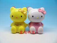 Wholesale Rong Xu KT Hello Kitty helloKitty U disk USB cat beautiful girls USB