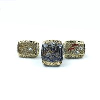 Wholesale Official1997 Super Bowl Set Solid Alloy Championship Ring Set Size